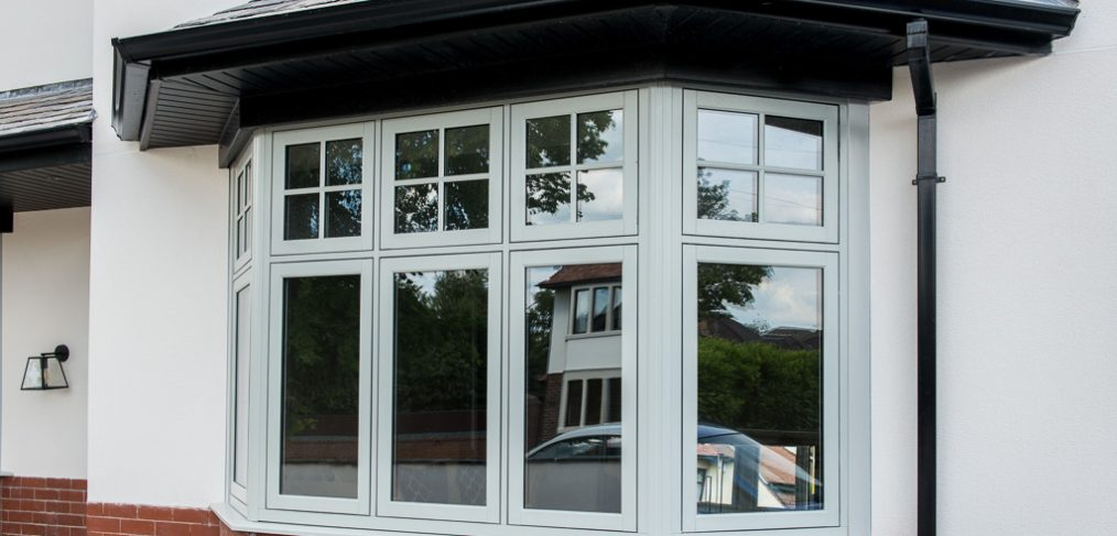 replacement wood effect windows