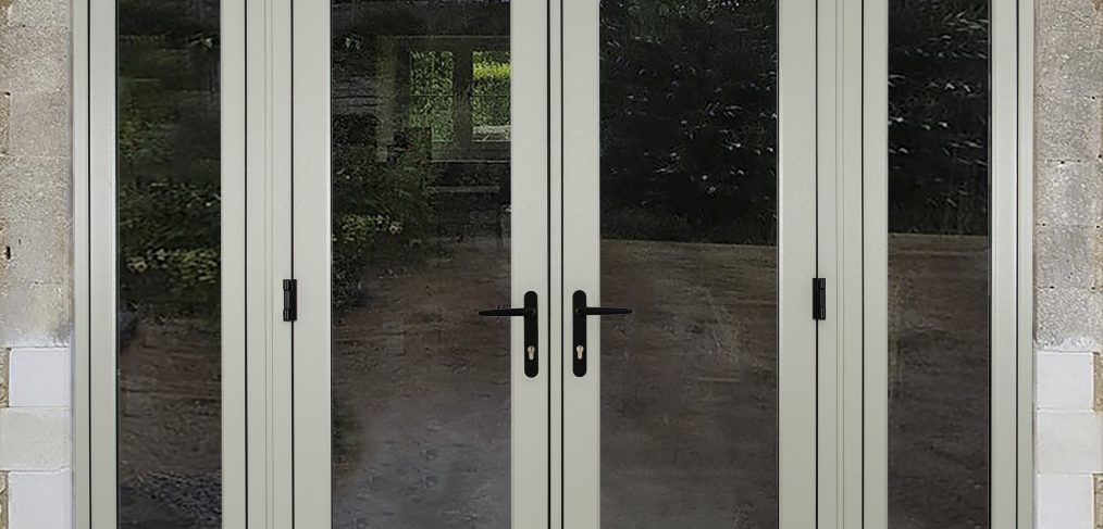 traditional flush residence french door collection