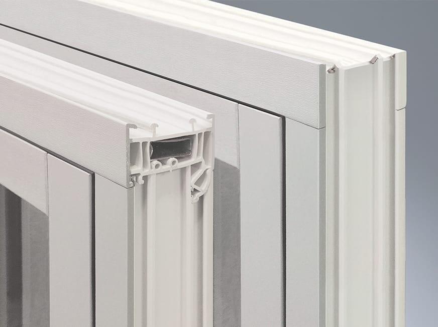 mechanical joint flush window