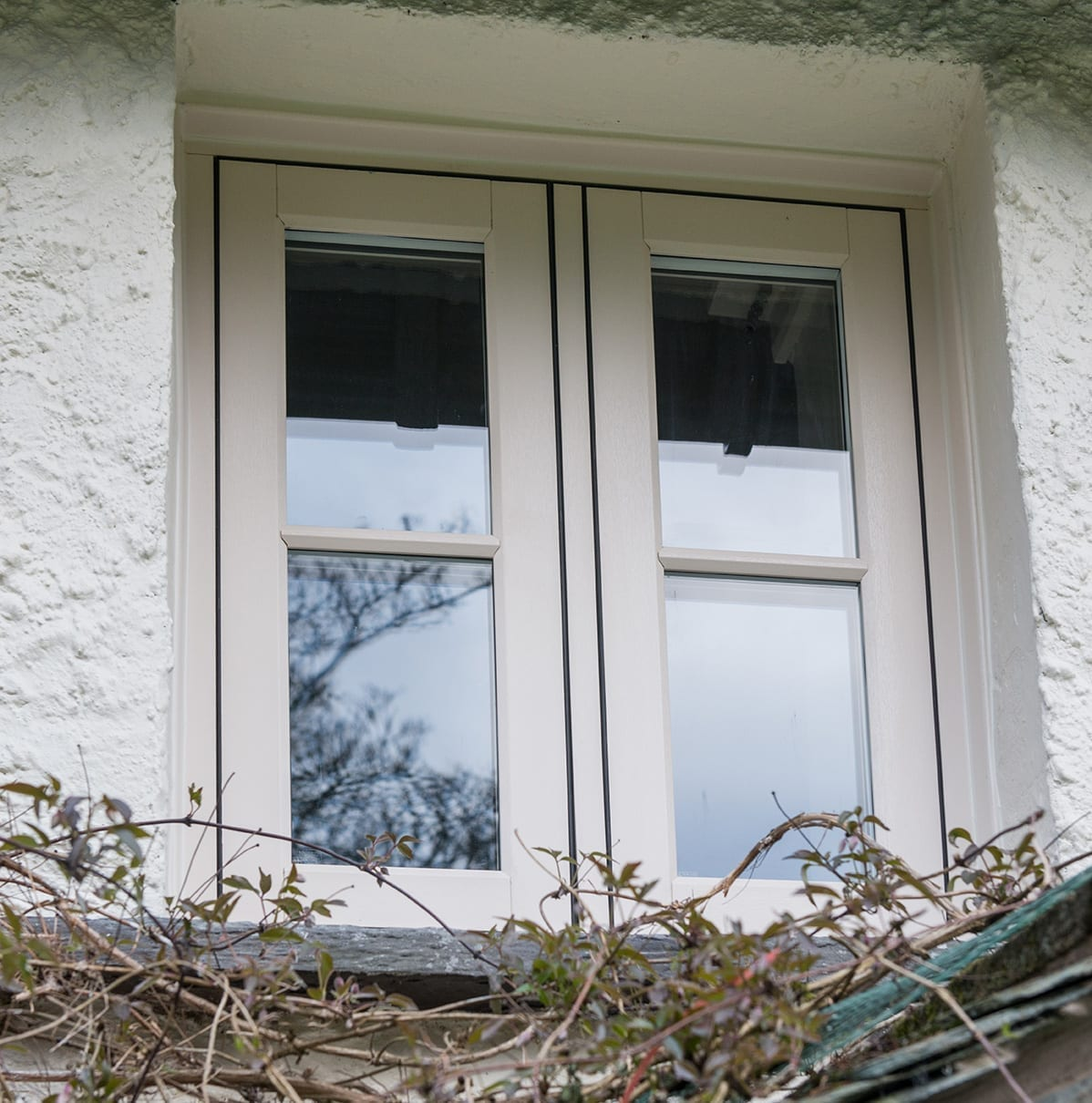 new cottage windows