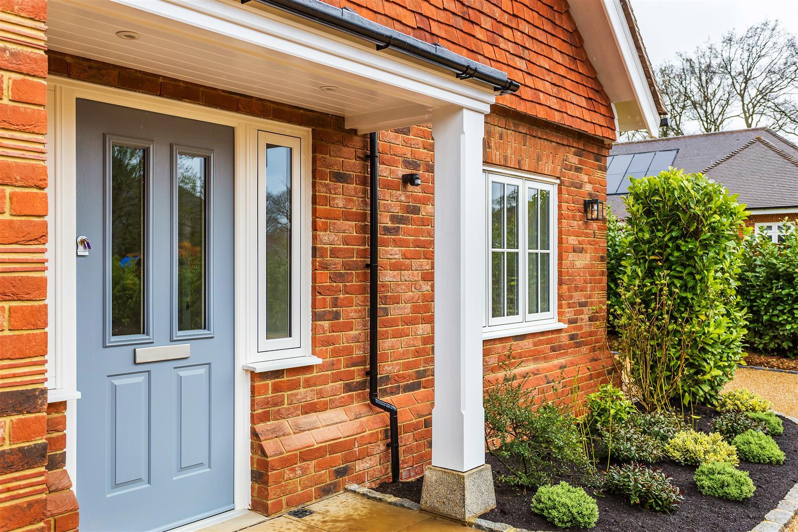 new cottage doors