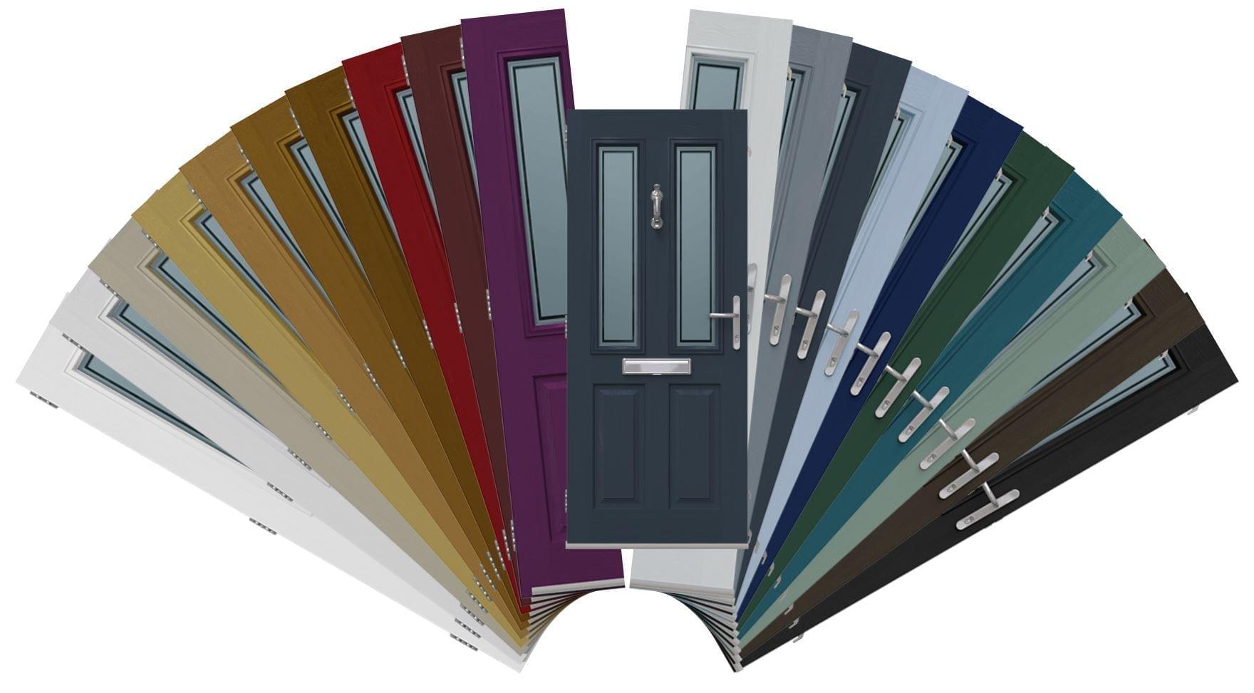 solidor wood effect composite door