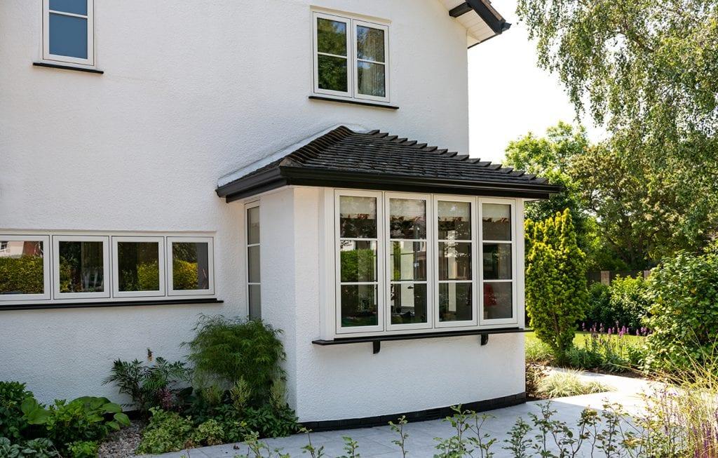 flush casement cottage windows arts and crafts